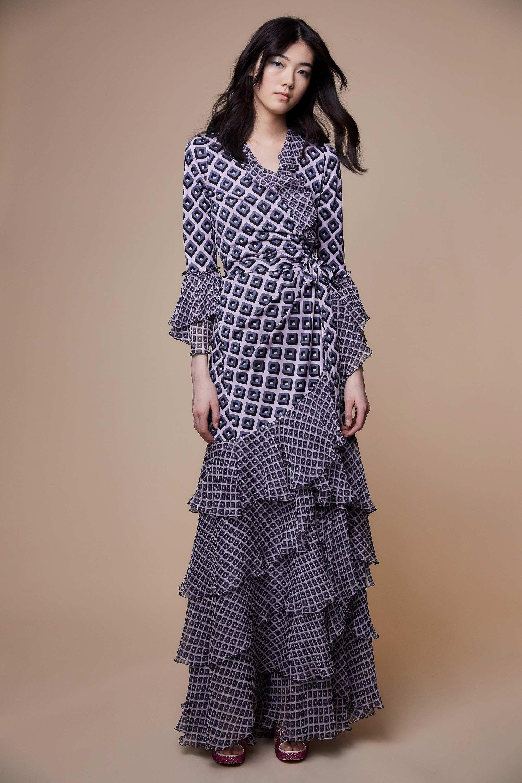 Tunisia Dress DVF