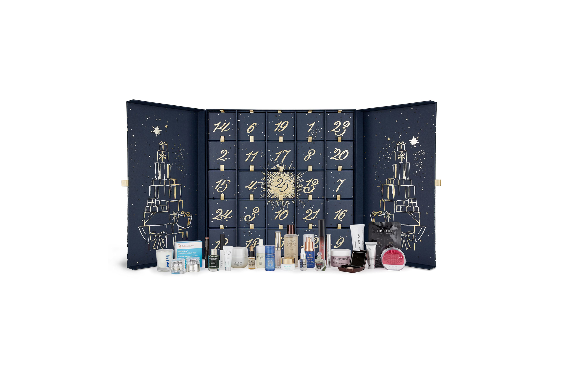 The Annual Beauty Advent Calendar Is Here!